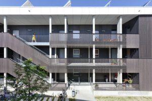1. Bauabschnitt von bogevischs buero architekten & stadtplaner gmbh. Foto: Julia Knop, Hamburg